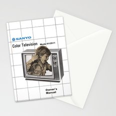 Son of Sanyo Stationery Cards