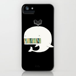 My Book Shelf iPhone Case