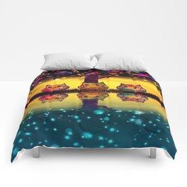 owl 43 Comforters
