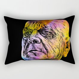 Rainbow Sibelius Rectangular Pillow