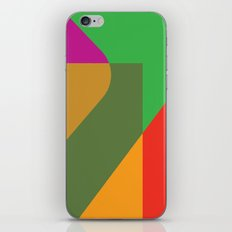 Cacho Shapes XC iPhone & iPod Skin