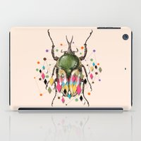 insect iPad Cases featuring Insect VII by dogooder