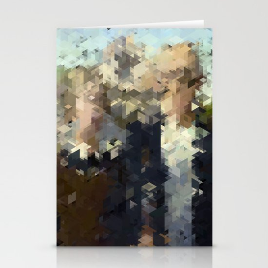 Panelscape Iconic - American Gothic Stationery Cards