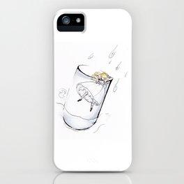 Alice Alphabet J iPhone Case