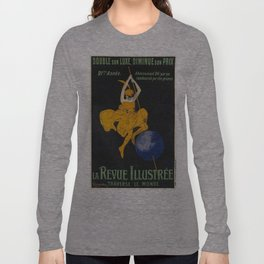 Vintage poster - La Revue Illustree Long Sleeve T-shirt