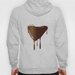 Melting Chocolate Heart Hoody