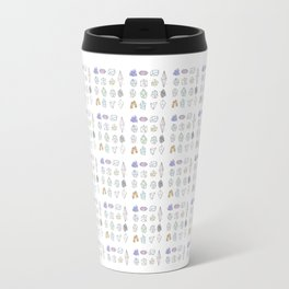 Healing Crystals Travel Mug