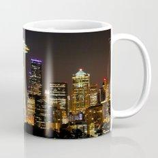 Seattle Space Needle & Cityscape Mug
