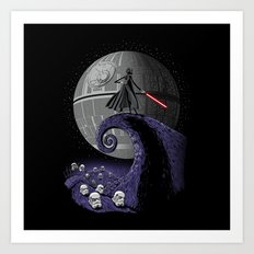 The Nightmare Before Empire Art Print