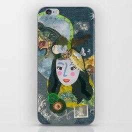 Paper Dollies - Freya iPhone Skin