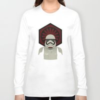 storm Long Sleeve T-shirts featuring Storm by Joshua A. Biron