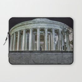 Jefferson Memorial - Side View Laptop Sleeve