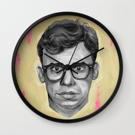 Rick Moranis Wall Clock