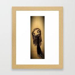 Dante's Demons Framed Art Print
