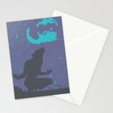 The Werewolf of Saddle Creek Stationery Cards
