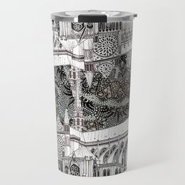 Notre Dame Syndrome Travel Mug