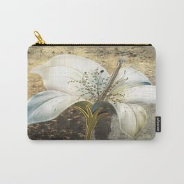Midas Lily Carry-All Pouch
