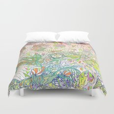 This Sea of Love Duvet Cover