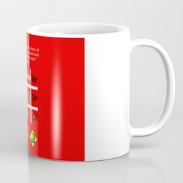 Crowd contol Coffee Mug