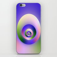 egg iPhone & iPod Skins featuring Egg by Objowl