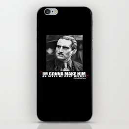 Godfather iPhone Skin