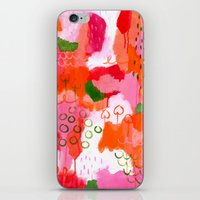 popsicle iPhone & iPod Skins featuring Popsicle by Portia Monberg