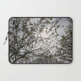 Bright Trees Laptop Sleeve