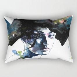 Hidden by Night  Rectangular Pillow