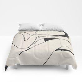 Abstract Art 15 Comforters