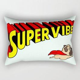 super vibes Rectangular Pillow