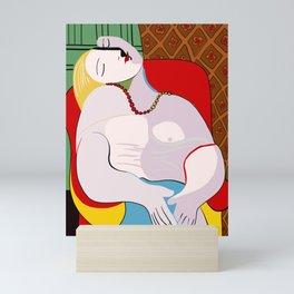 Picasso - The Dream Mini Art Print