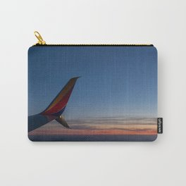 Sunset in the Sky Carry-All Pouch