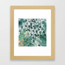 Vines of Ivy Framed Art Print