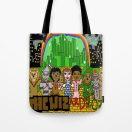 When I think of Home, Somewhere Over the Rainbow Tote Bag
