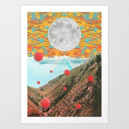 Cinematik Art Print