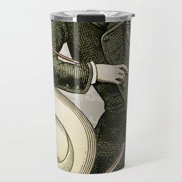 Eustachi the sculptor Travel Mug