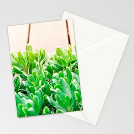 Nature photography garden I Stationery Cards