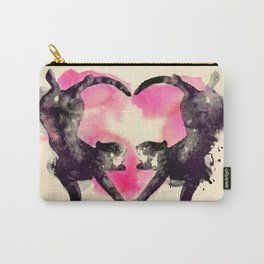 Cats love to sleep Carry-All Pouch