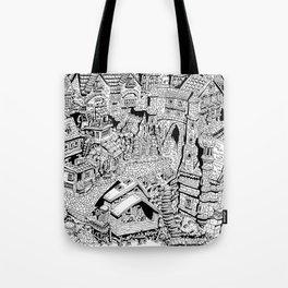 Capharnaüm City Tote Bag