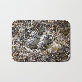 Bird Nest (Pacific Golden Plover) Bath Mat