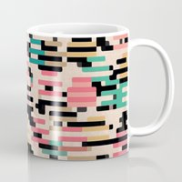 depeche mode Mugs featuring blending mode by spinL