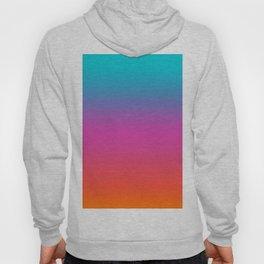 Technicolor Ombre Hoody