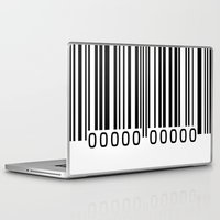 sale Laptop & iPad Skins featuring FOR SALE by THE USUAL DESIGNERS