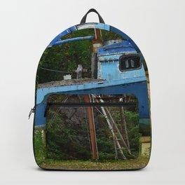 Stranded in Seldovia Backpack