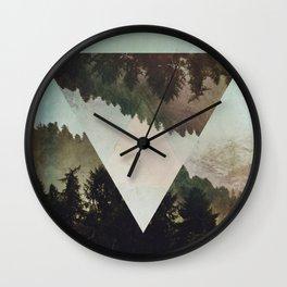 Fractions C03 Wall Clock