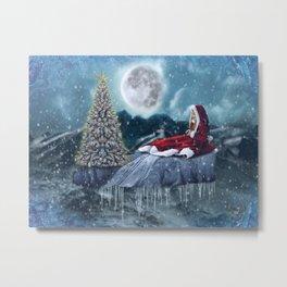 Christmas Dream Metal Print