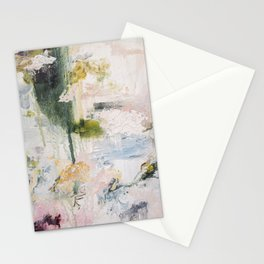 White Territory Stationery Cards