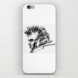 Chopin iPhone Skin