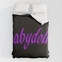 Babydoll Duvet Cover