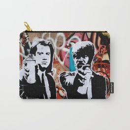 Art Is A Weapon Vince & Jules Carry-All Pouch